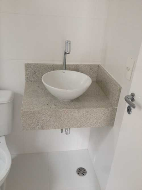 Marmoraria em São Vicente Baixada Santista SP -> Lavatorio Banheiro Simples